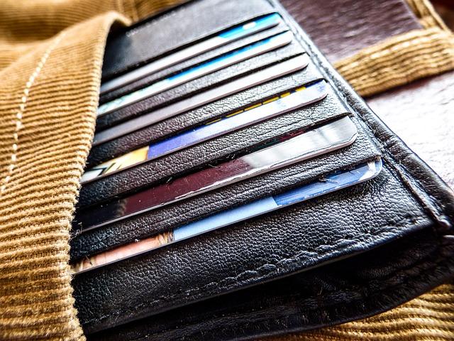 Welche Kreditkarte soll's sein?