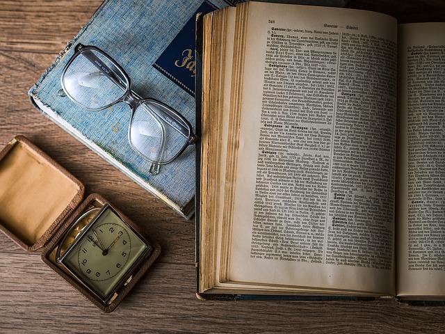 Bücherwälzen an der Uni
