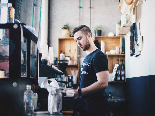 Studentenjob Café