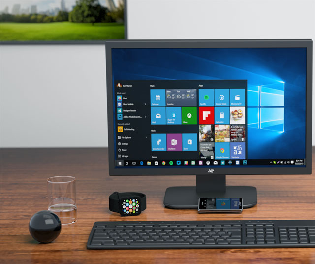 Windows 10 Betriebssystem