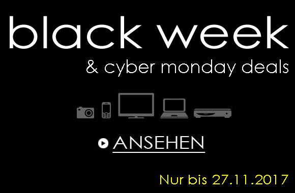 Black Week Cyber Monday 2017