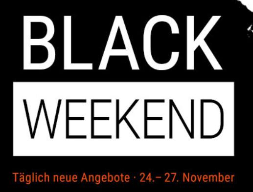 Cyberport Black Week 2017