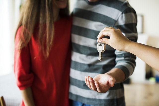 Erstes eigenes Hausfinanzierung