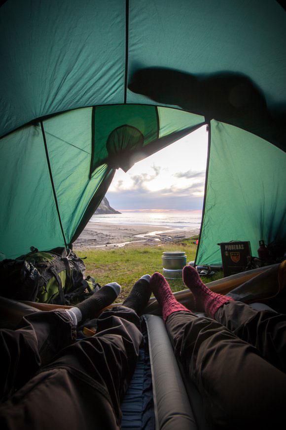 Camping Corona Studenten