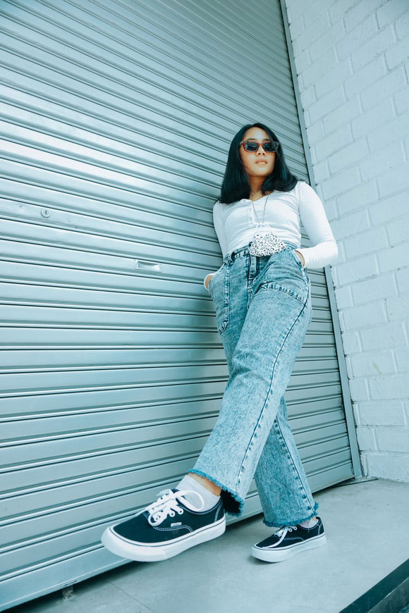 Vintage Jeans Straight-Cut 2021